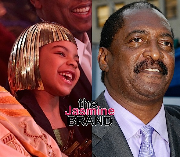 Mathew Knowles – Blue Ivy Is A Star!