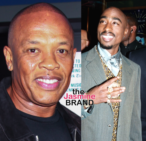 Dr. Dre Was A 'Closeted Homo', According to Tupac