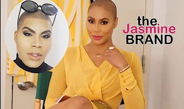 Tamar Braxton – I Don't Care If My Bald Head Makes Me Look Like EJ Johnson + Singer Denies Shading People