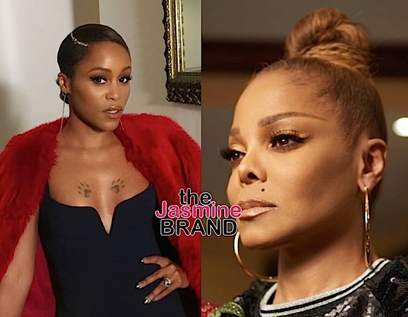 Eve: Janet Jackson Helped Me When I Was Drugged At A Party