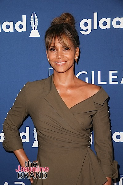 "Halle Berry Injured While Filming MMA Movie ""Bruised"""