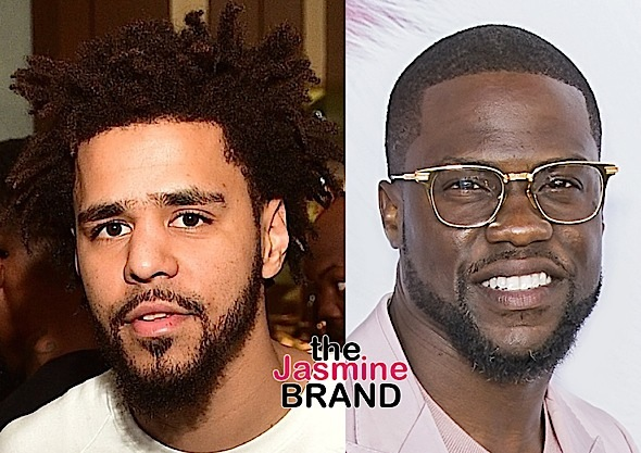 "J.Cole References Kevin Hart Cheating On Pregnant Wife On ""Kevin's Heart"" [New Music]"