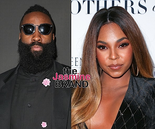 Ashanti Dating NBA Baller James Harden