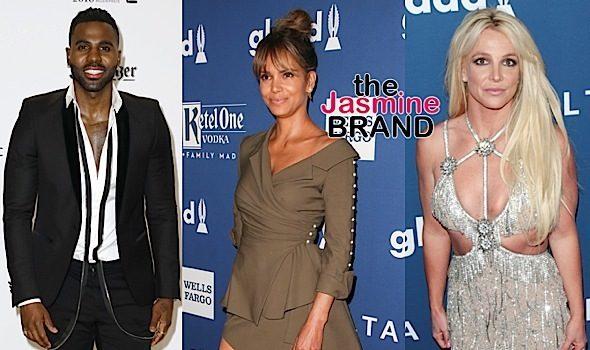 Keegan-Michael Key, Rita Ora, Jason Derulo, Halle Berry & Britney Spears [Celebrity Stalking]