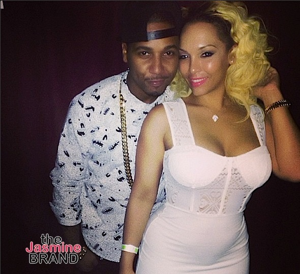 Kimbella Is Missing Husband Juelz Santana, Who Just Started Prison Sentence [VIDEO]