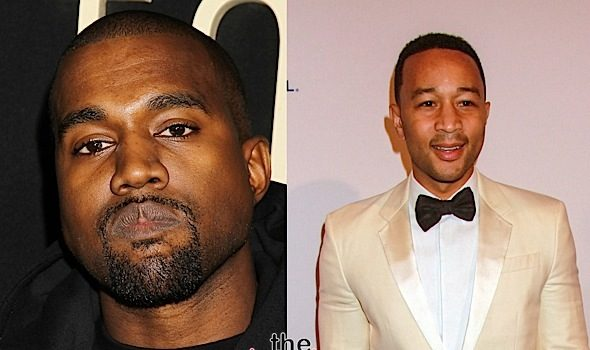 Kanye West Posts Private Text Message From John Legend Criticizing Trump Support