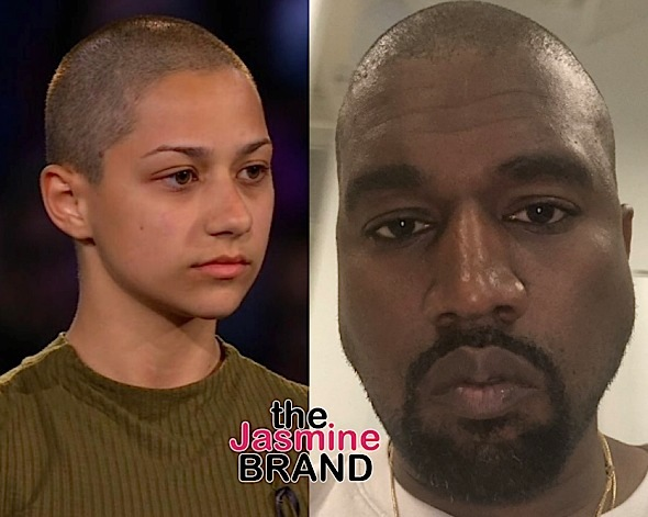 "Kanye West Shaves His Head In Honor of Emma Gonzalez + Releases ""Lift Yourself"" & ""Ye Vs the People"" [New Music]"