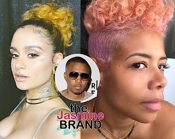 Kehlani Defends Kelis' Claims Nas Abused Her: Why Do People Think She's Lying?!