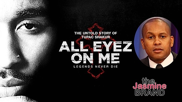 EXCLUSIVE: Tupac 'All Eyez On Me' Lawsuit Dismissed By Journalist Kevin Powell