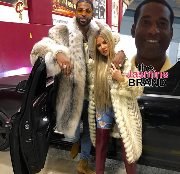 Tristan Thompson's Dad May Write A Tell-All Amidst Claims Son Cheated On Khloe Kardashian
