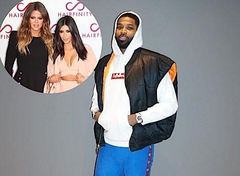"Kim Kardashian Says ""It's So F**ked Up"" Tristan Thompson Cheated On Sister Khloe Kardashian"
