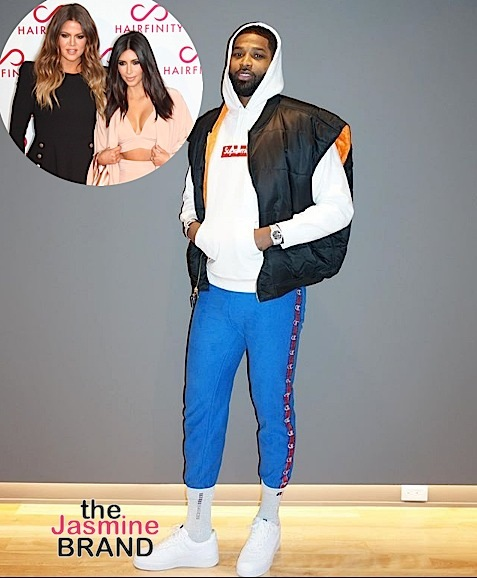 Tristan Thompson Finally Unblocks Kim Kardashian On Social Media