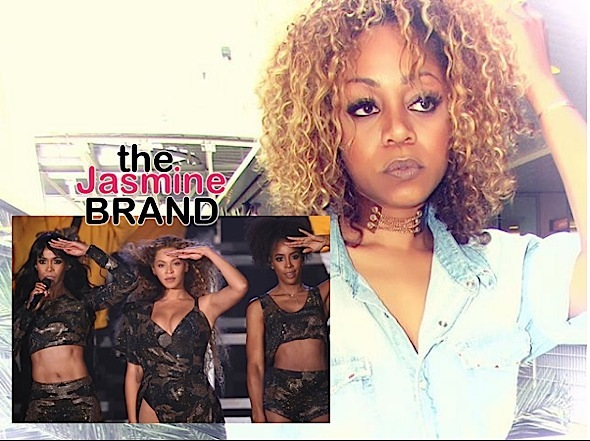 LaTavia Roberson Denies Shading Michelle Williams 'Destiny's Child' Performance + Says Fans Don't Have To Pick A Side