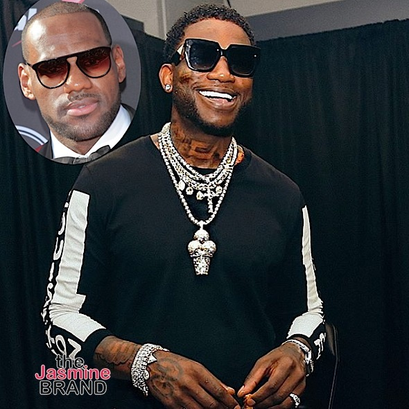 Gucci Mane – I'll Bet $1 Million Cash On LeBron James