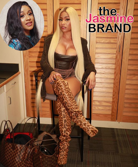 Nicki Minaj Addresses Cardi B: She Never Showed Me Genuine Love, I Felt Ambushed