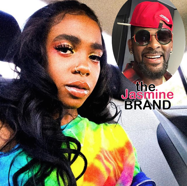 R. Kelly's Daughter Addresses Father's Sex Cult Allegations