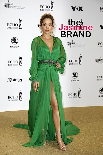 Rita Ora Issues Public Apology – I have had romantic relationships with women & men throughout my life.