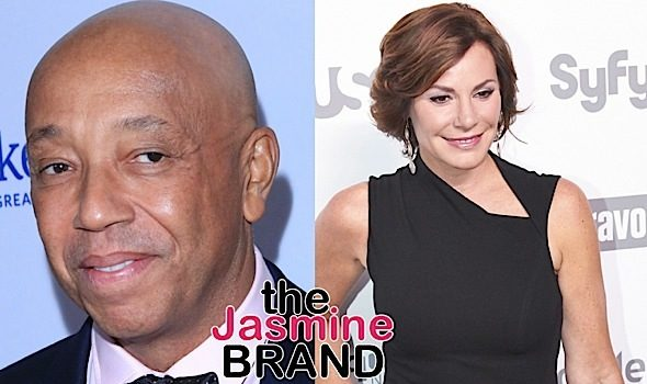 Russell Simmons Posts This Message Amidst Reality Star's Claims He Grabbed Her A**