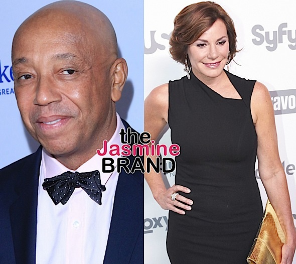 Russell Simmons Accused of Groping Housewives Star Luanne de Lesseps