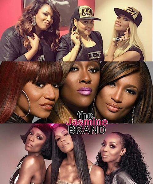 SWV, Salt-N-Pepa, En Vogue, Spinderella Land BET Reality Show 'Ladies Night'