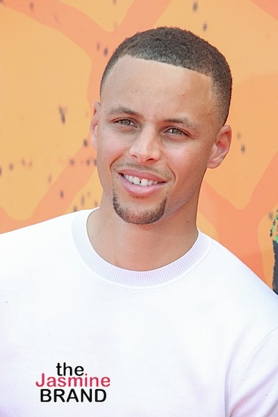 NBA Star Steph Curry Signs Film & TV Deal With Sony