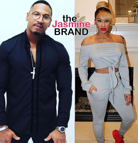 EXCLUSIVE: Stevie J & Traci Steele Secretly Dated While Reality Star Impregnated 20-Year-Old Woman