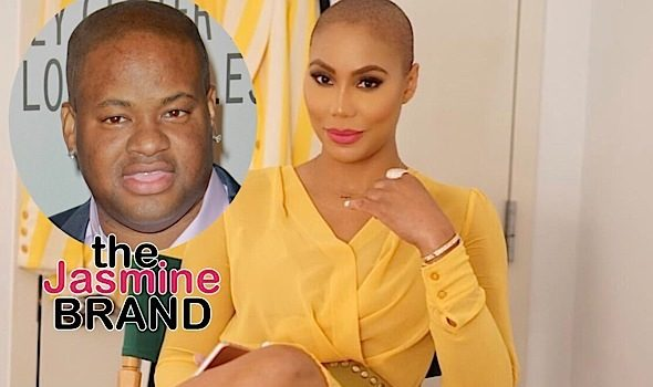 Tamar Braxton Reveals She's Getting A New Spin-Off Show Without Vince
