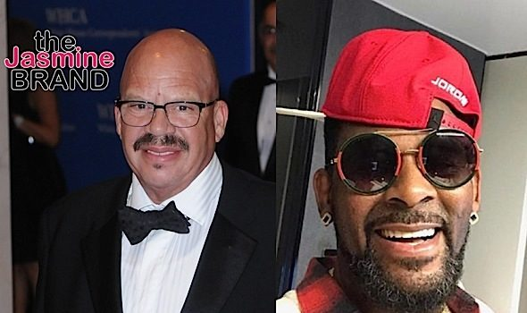 "Tom Joyner: ""I won't play anymore R. Kelly music!"""