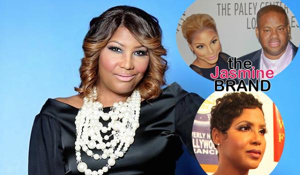 EXCLUSIVE: Tamar Braxton's Husband Vince Denies Singer Had Sister Traci Braxton Kicked Off Toni's Tour