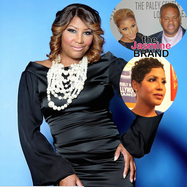EXCLUSIVE: Tamar Braxton's Husband Vince Denies Singer Had Sister Traci Braxton Kicked Off Toni's Tour