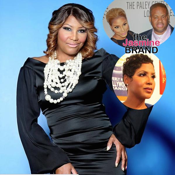 Tamar Braxton's Husband Vince Denies Singer Had Sister Traci Braxton Kicked Off Toni's Tour