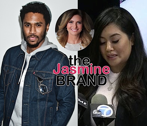 EXCLUSIVE: Trey Songz - Attorney Lisa Bloom Responds To Singer Not Facing Felony Charges Over Domestic Abuse