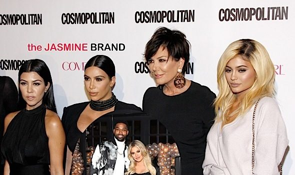Khloe Kardashian's Family Wants To Believe Tristan Thompson Was 'Set Up'