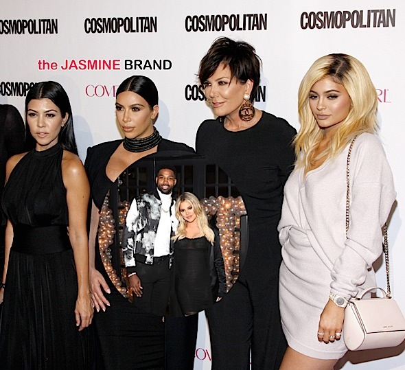 Khloe Kardashian's Family Wants To Believe Tristan Thompson Was 'Set Up'