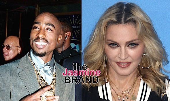Tupac Shakur's Letter Breaking Up w/ Madonna To Be Auctioned, Bids Start At $100,000