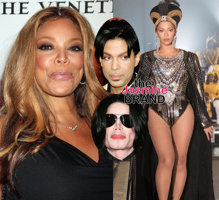 Wendy Williams - Beyonce Is Better Than Michael Jackson & Prince!
