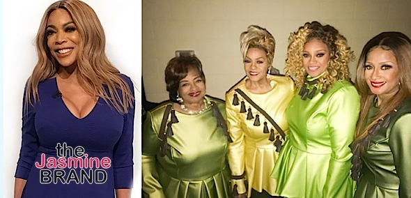 Wendy Williams Responds to Clark Sisters Backlash: Please Come On My Show!