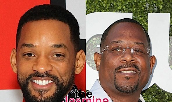 Will Smith & Martin Lawrence Begin Day 1 Shooting 'Bad Boys For Life' Movie [Photo]
