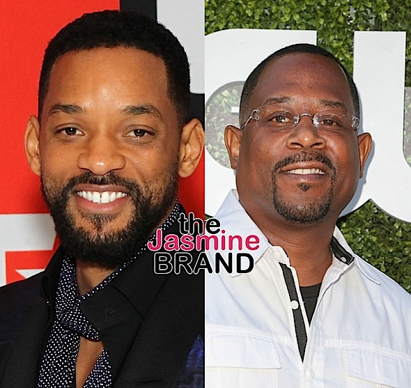 "Martin Lawrence Finally Confirms ""Bad Boys"" 3"