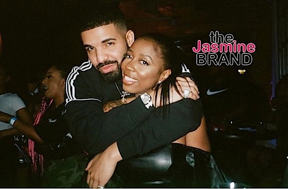 Kash Doll & Boyfriend Break-Up Over Photo w/ Drake