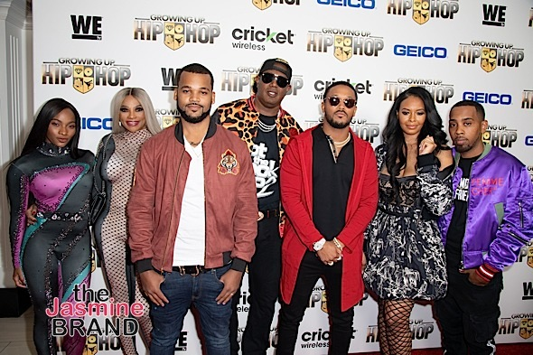 """Growing Up Hip-Hop"" Screening: Angela Simmons, Jackie Long, Angel Brinks, Damon Dash & Cast Attend [Photos]"