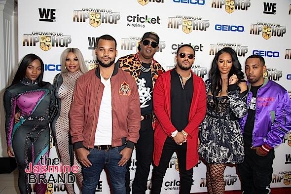 """Growing Up Hip-Hop"" Screening: Angela Simmons, Jackie Long, Angel Brinks, Damon Dash & Cast Attend [Photos]"