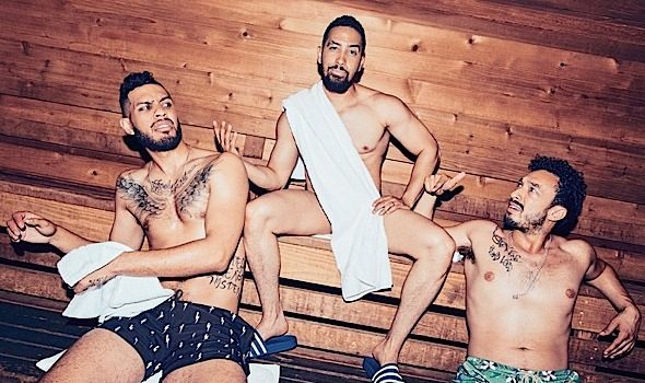 """Insecure"" Men Are Shirtless & Hot: Jay Ellis, Y'lan Noel, Wade Allain-Marcus, Sarunas Jackson & Neil Brown Jr. [Photos]"