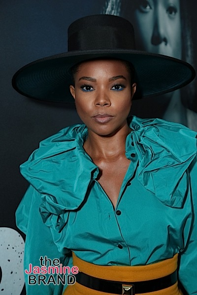 EXCLUSIVE: Gabrielle Union – Women Are Capable Of Saving Their Damn Selves