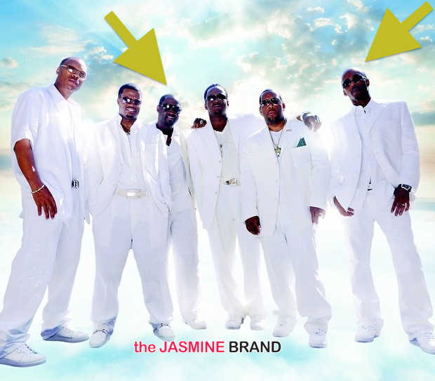 Johnny Gill & Ralph Tresvant Own New Edition Name, Remaining Group Admits Dropping Ball After Movie – We Should Have Capitalized On It