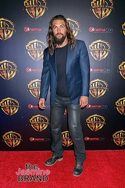Jason Momoa Leading Sci-Fi Apple Original Series 'See'