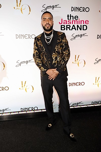 French Montana Robbed During Home Invasion