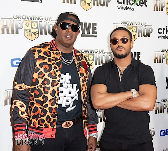 "Romeo Miller Confirms Quitting ""Growing Up Hip Hop"": I Can't Sell My Soul For Money & A Storyline – It's FAKE Drama!"