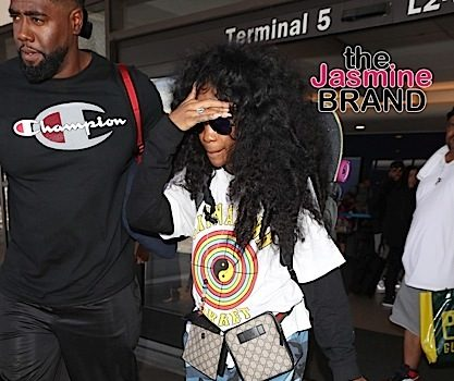 SZA Spotted For 1st Time Since Announcing Vocal Damage