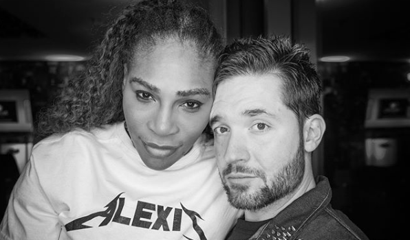 Serena Williams Admits – I Never Thought I'd Marry A White Guy